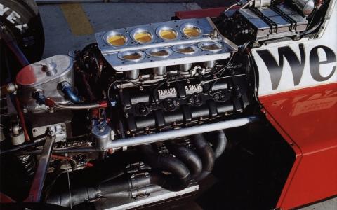 Storia   Yamaha F1, la grande incompiuta 1